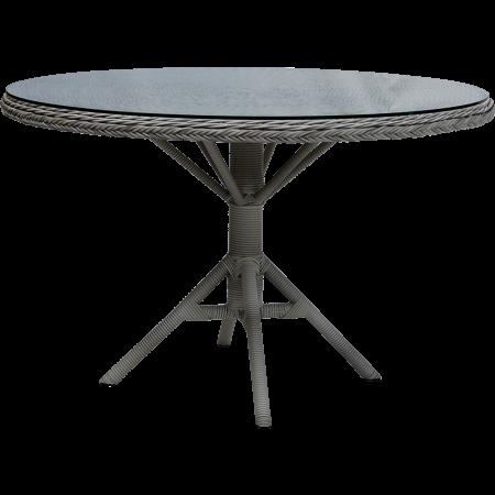 Table repas grace ronde diam tre 120 cm - Table ronde 120 cm ...