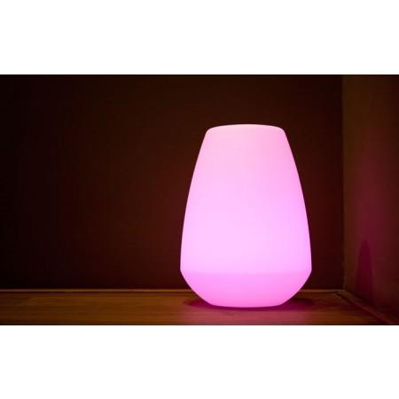 lantern lampe d 39 ambiance multi couleurs led sans fil. Black Bedroom Furniture Sets. Home Design Ideas