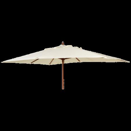 parasol bois rectangulaire 2x3m tube38mm vert ecru taupe. Black Bedroom Furniture Sets. Home Design Ideas