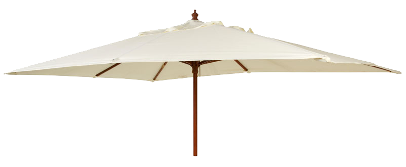 parasol bois rectangulaire 2x3m tube38mm vert ecru taupe. Black Bedroom Furniture Sets. Home Design Ideas