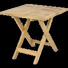 Table d'appoint en Roble FSC 0.53x0.53M