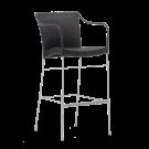 Chaise de bar pluto sans coussin