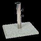 Pied de parasol granit 30 kg