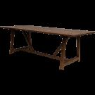 Table teck George 100 x 240 cm