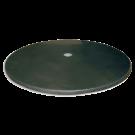 Plateau tournant granit noir 600 mm