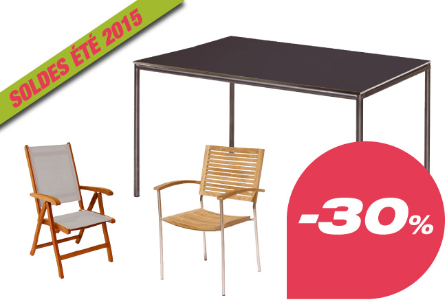 soldes salon jardin conceptions de maison. Black Bedroom Furniture Sets. Home Design Ideas