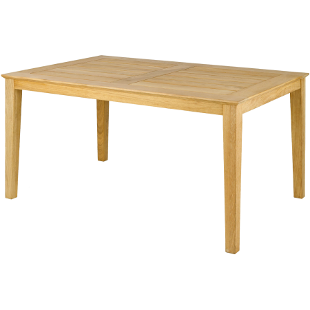 Table rectangulaireTivoli en Roble FSC 1 x 1.5 m