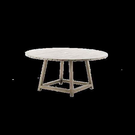 Table ronde en teck George diamètre 160 cm