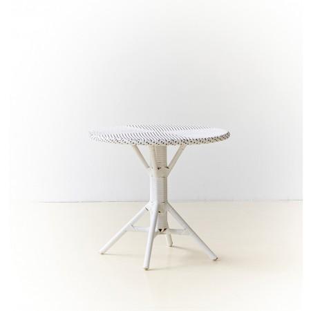 Table Nicole hauteur 70 cm plateau au choix