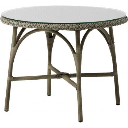 Table basse ronde Victoria diamètre 80 cm