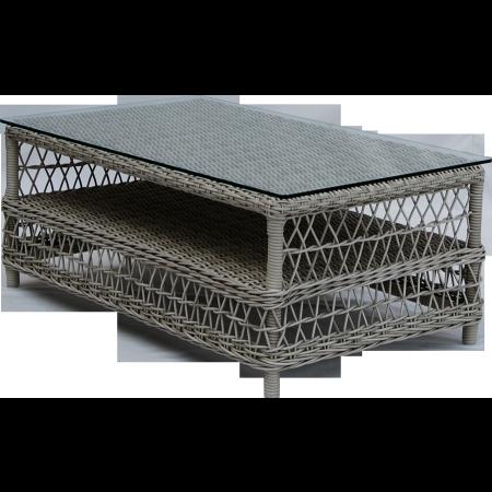 Table basse hazel sans plateau verre