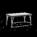 Table rectangulaire tresse 90 x 150 cm