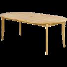 Table extensible en Roble FSC 1.10 x 2.0/2.9 m