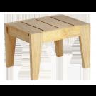 Petite table basse en Roble 35 x 45 cm