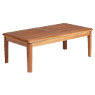 Table café Broadfield en Cornis FSC 1.1 x 0.65 m