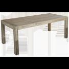 Table rectangulaire en acacia FSC