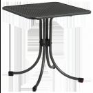 Table carrée Portofino bistro 0.7 x 0.7 m 4