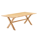 Table Colonial 100x160cm