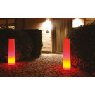 Tube - lampe d'ambiance multi couleurs à LED sans fil forme tube